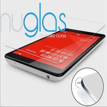 NUGLAS excellent quality professional screen guard for red mi note
