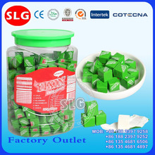 2.75g sweet mini assorted cube candy