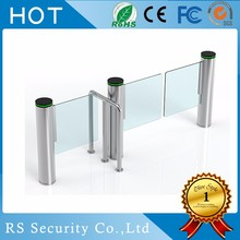 supermarket swing electronic gate barriers,security mechanical turnstile anti collision