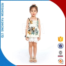 summmer nice fashion kids party wear girl dress