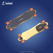 2017 Remote Boosted Board Electric Skateboard Electric Longboard Scooter High Quality 4 Wheel Hoverboard Self balancing Scooter