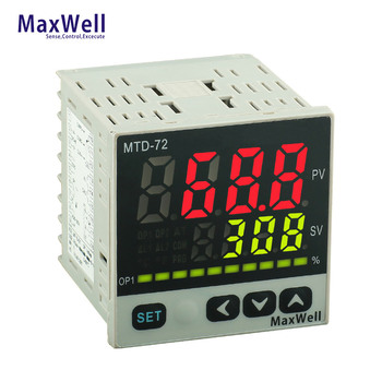 MaxWell universal input oven temperature controller