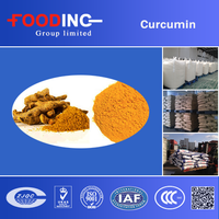 Curcumin Extract Capsules Herbal Extract