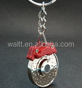 Disc Brake Keychains