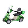 4 wheel passenger tricycle mobility scooters 48v 800w electric motorcycle for in disabled