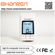 ShanRen patented invention 2.4G wireless convenient cycling computer gps