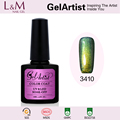 Professional Nail Polish Manufacturer GelArtist Chameleon Gel Polish