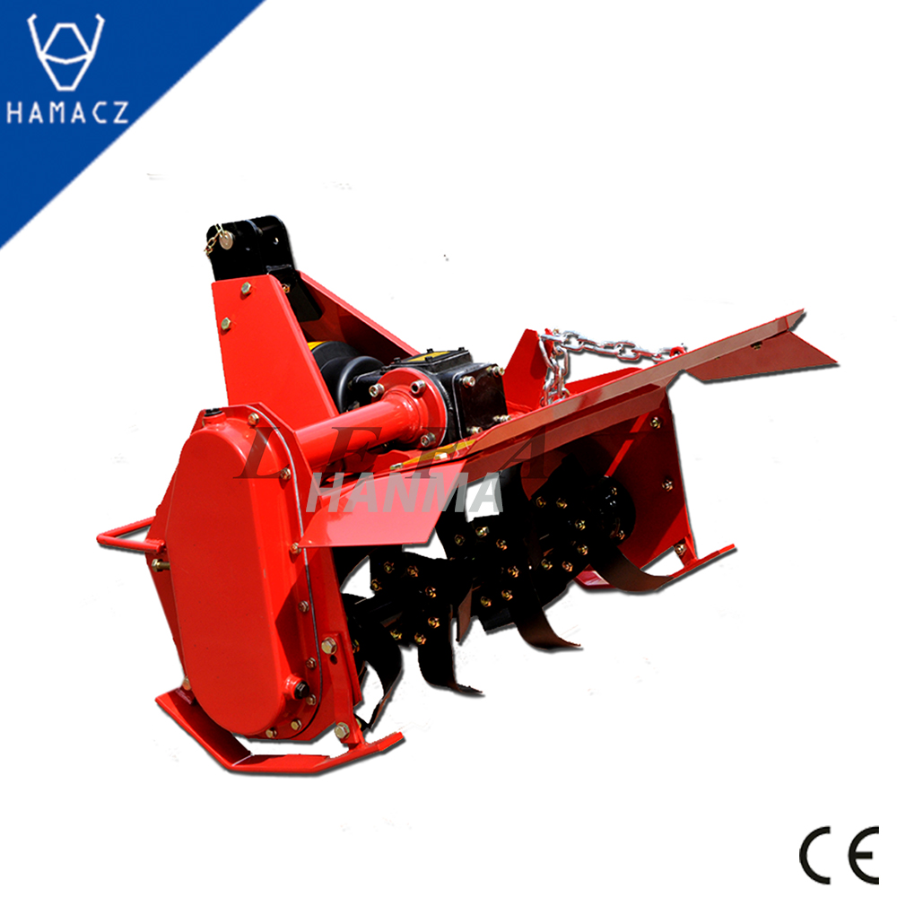 Agricultural small tractor rotary tillers for sale