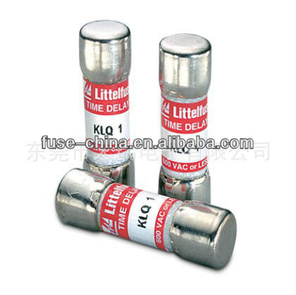 Littelfuse KLQ time-delay fuse