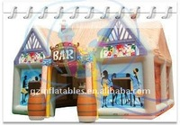 Qi Ling fun house inflatable toys for rent