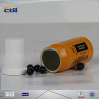 Recycling orange pill bottle hot sell