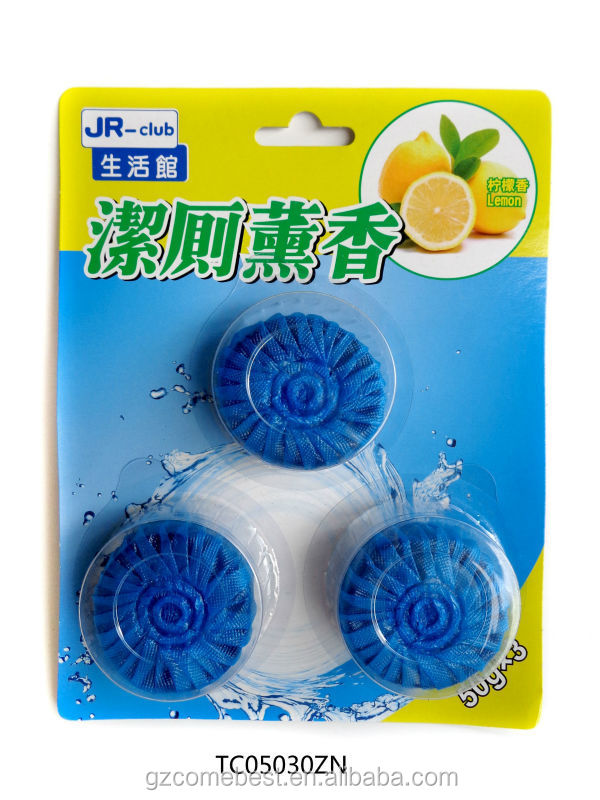 factory price hot sale toilet bowl cleaner air freshener