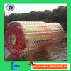 Inflatable water rolling ball/walk on water roller/human sized hamster ball