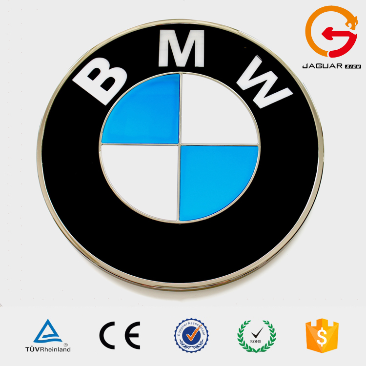 car/motorcycle/truck auto logo / car light logo brand in china