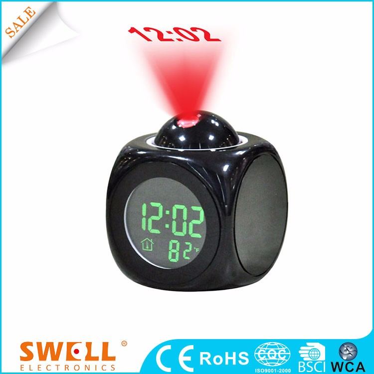 best digital projector black alarm clock kid