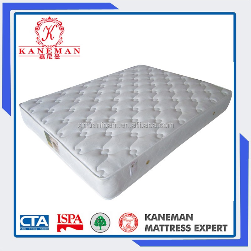 cheap student accomodation promotion compressed bonnell spring mattress queen bed mattress