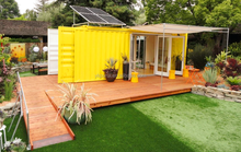 Professional indonesia container house/cargo container house/40ft shipping container house