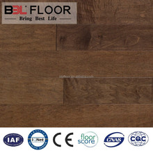 2mm Veneer HDF Core Maple Engineered Wood Floor