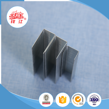 Professional Qianjiang 23/10 heavy duty staples supply normal office 23 8 staples