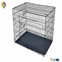 Metal Wire cage animal cage for dog welding wire