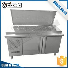 Hot Product Pizza Countertop Salad Sandwich Refrigerator