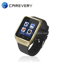 3G GSM android phone call watch mobile phone, smart wrist watch with android 4.4 gps watch phone