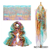 NEW 2016SS Quality Printed Spring Scarf Wholesale
