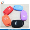 colorful silicone car key cover for hyundai