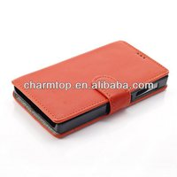 Newly design Leather Stand Case For Nokia X