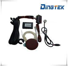 F500 Analog and Digital rs232 Diesel container Ultrasonic level meter/level Sensor/Level Transmitter