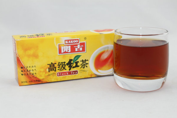 Kakoo China CTC Black Tea Dust