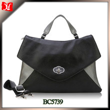 Fashion cheap designer leather ladies handbags in pakistan