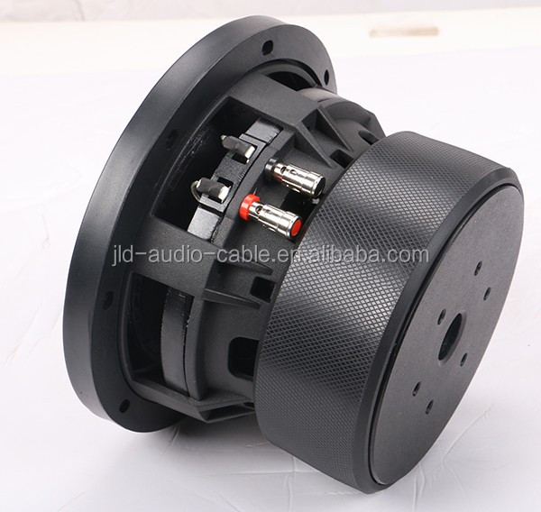 Speakers subwoofer for JLD AUDIO 6.5inch car subwoofer with 250W rms new design subwoofer
