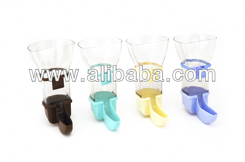 Bird feeder for bird cages | plastic