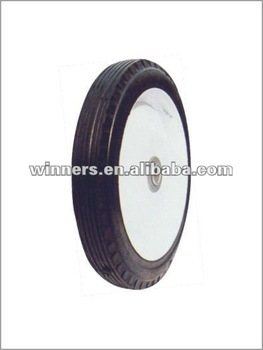 small Rubber Wheel/small wheel for cart/EW1900