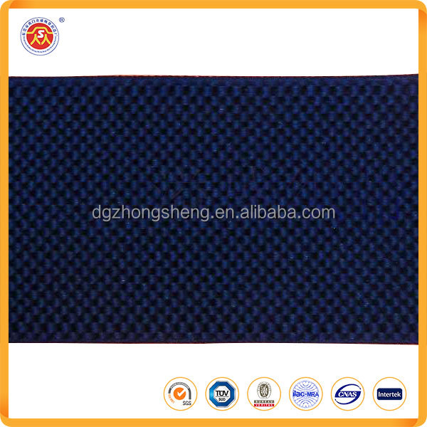Elastic webbing for clothes coloured knitted elastic band for garment