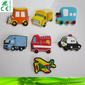 Custom Your Own Design PVC Fridge Magnets Home Decoration