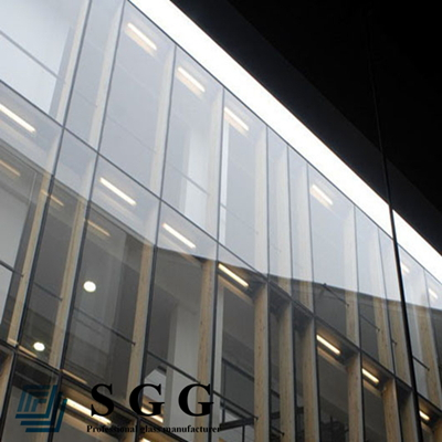 High quality thermally insulated glass curtain walls
