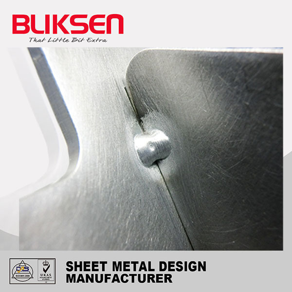 OEM customize Stainless Steel welding abs sheet metal fabrication for parts