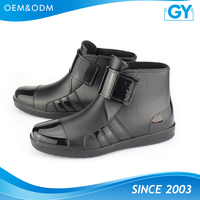 Factory high quality waterproof man boot