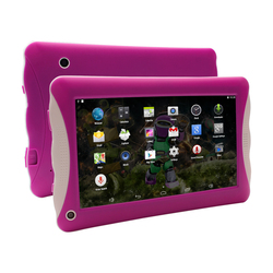 Latest product of china 7inch education tablet Quad core RK3126 with BT/ Wifi