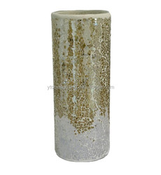 tall glass votive mosaic candle holders for table decor