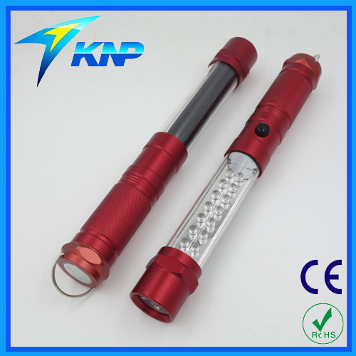 16+9LED Magnetic Best LED Flashlight