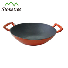 Professional Cast Iron Wok Support