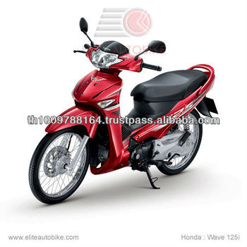 From Thailand 125cc Motorcycle Pedal Motorbike