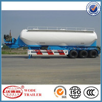 Low Price 50Cmb Bulk Cement Semi Trailer