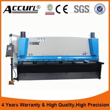 shearing machine QC11Y-25X2500 plastic cutting machine guillotine