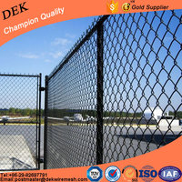 14Years Factory Galvanized Heavy Used Chain Link Fence Machine For Sale