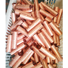 40% elongation 15mm outer diameter copper tube pipe