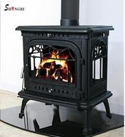 2016 free standing cast iron wood burning stove for sale